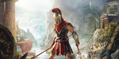 Assassin's Creed Odyssey black screen